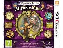 Professor Layton and the Miracle Mask on