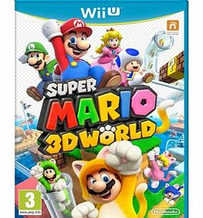 Super Mario 3D World on Nintendo Wii U