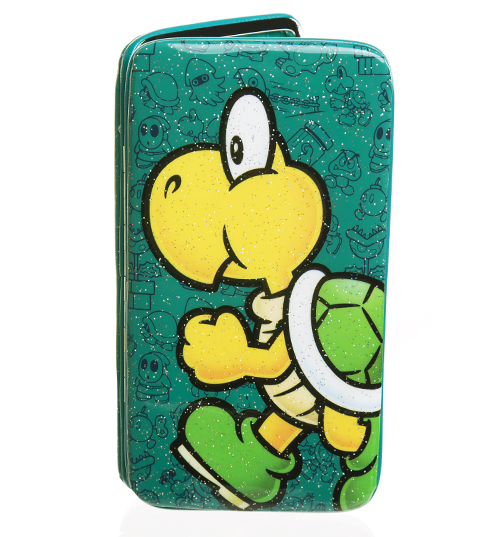 Super Mario Brothers Koopa Hinged Wallet