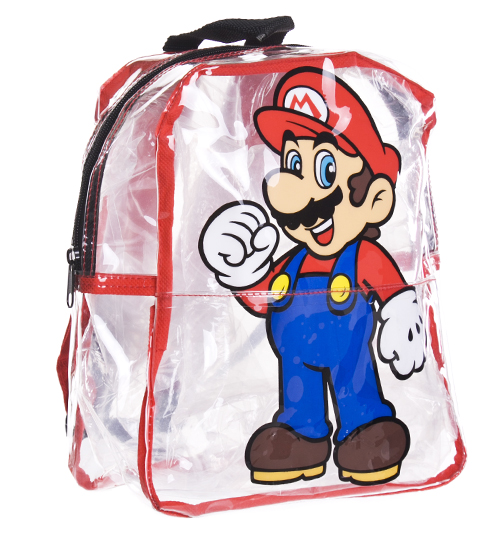Super Mario Brothers Mario Mini Backpack