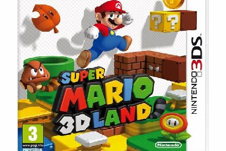Super Mario Land 3D on Nintendo 3DS