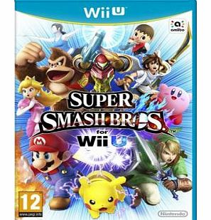 Super Smash Bros on Nintendo Wii U
