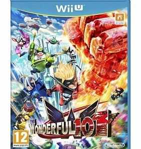The Wonderful 101 on Nintendo Wii U
