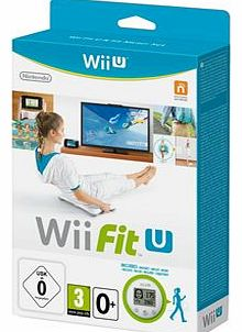 Wii Fit U with Fit Meter (Green) on Nintendo Wii U