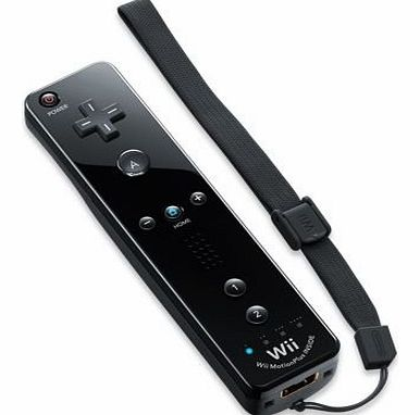 Wii U Remote Plus Controller - Black