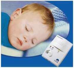 Babysense ll Baby Movement Sound Monitor