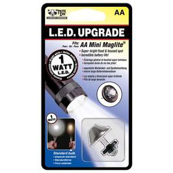 AA MAGLITE 1 WATT LED UPGRADE