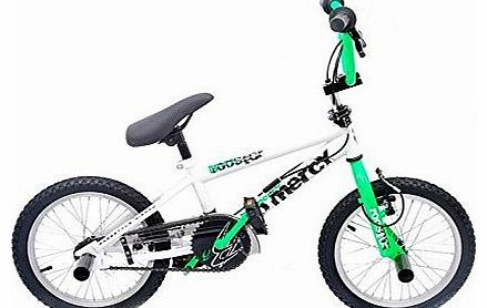 Rooster No Mercy Kids Childs 16`` Bmx Bike Bicycle Gyro Stunt Pegs RS50