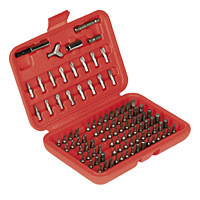 All-Purpose Screwdriver Bit Set 100Pcs