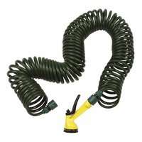 Coil Hose Complete With Fittings 20m