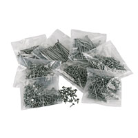 Galvanised Nails Pack 4kg