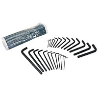 Hex Key Set 25 Pc