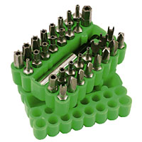 Security Bit Set 33Pc