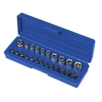 Star Socket Bit Set
