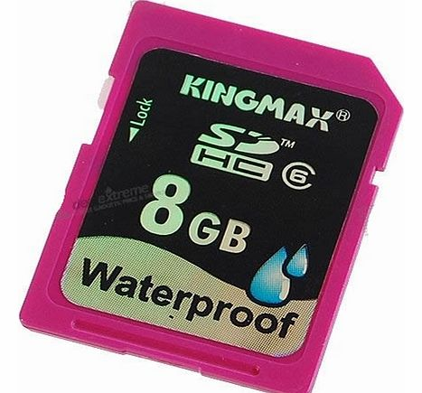 NONAME 8GB SDHC SD Memory Card (Class 6 High Speed)