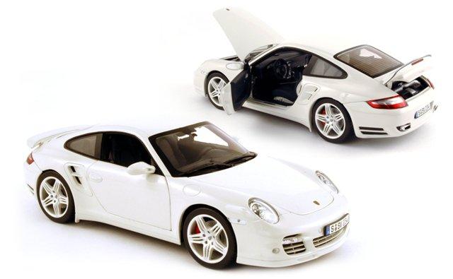 norev porsche 911 997 turbo white   review  pare prices