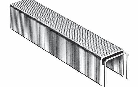 Type 53 53/6 Fine Wire Staples 11.3mm 6mm