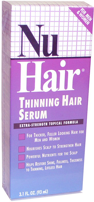 Nuhair Thinning Hair Serum 93ml Review Compare Prices