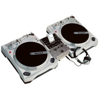 DJ in a Box V.7 DJ Turntable Package