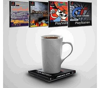 PlayStation Coasters Volume 1 (PS3/PS4/PS2/Playstation Vita/Sony PSP)