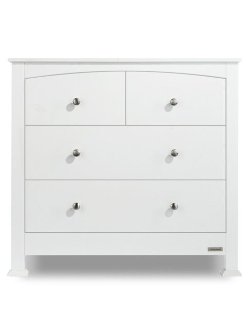Chest of drawers izziwotnot chest of drawers changing unit Nursery chest of drawers with changer