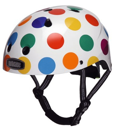 Dots Street Safety Cycle Helmet