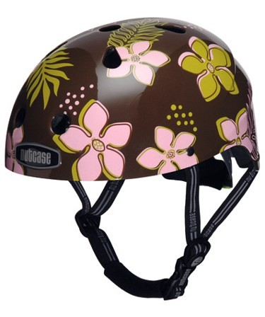 Hula Lounge Street Safety Cycle Helmet