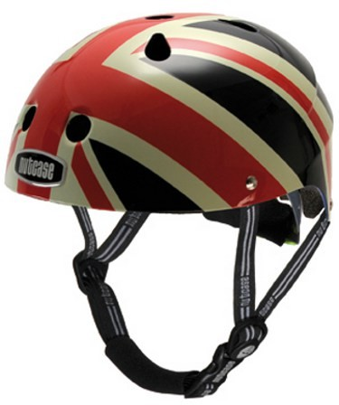 Union Jack Street Safety Cycle Helmet