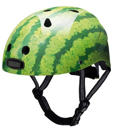 Watermelon Street Safety Cycle Helmet