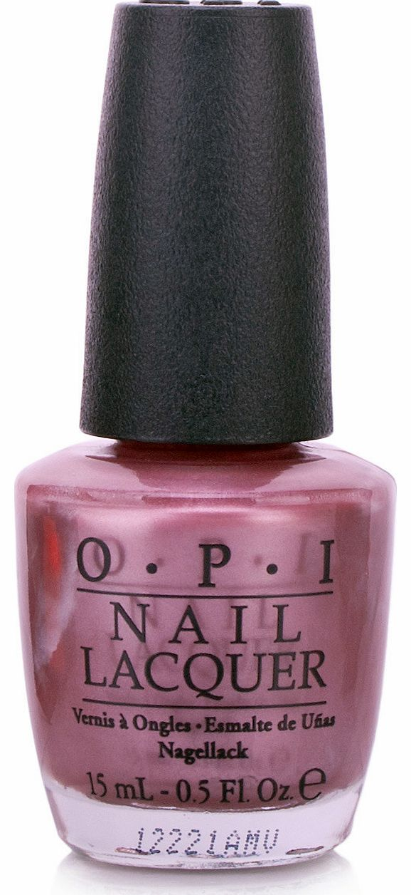 OPI Chicago Champagne Toast Nail Lacquer