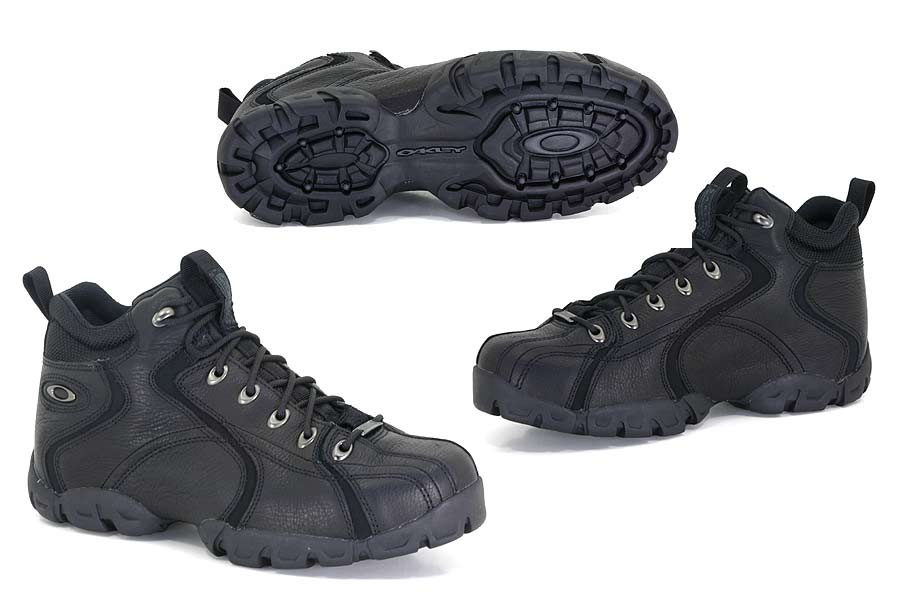 oakley flak boot