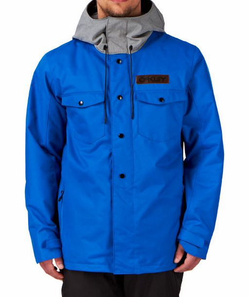 Oakley Mens Oakley Division Insulated Snowboard Jacket