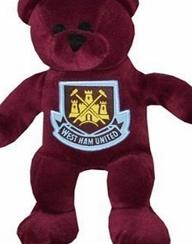 Official Football Merchandise New Official Football Team SOLID Mini Bear (West Ham FC)