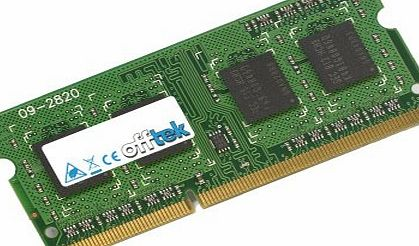 Offtek 4GB RAM Memory for Dell Latitude E6220 (DDR3-10600) - Laptop Memory Upgrade