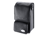 Olympus Leather Case for C150z/C220z/c350z/360Z