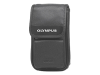 Olympus Leather Universal Compact Leather Case (Mju to C-350)