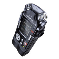 LS-100 Linear PCM Portable Recorder
