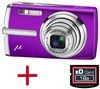 Mju 1010 in Purple + 1 GB xD card Including Charger, Lithium battery