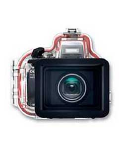 PT-037 Underwater Case for SP-550UZ Camera