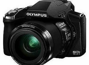SP100EE Digital Compact Camera (16MP, 50x Super Wide Zoom, Built-in Dot Sight) 3.0 inch LCD