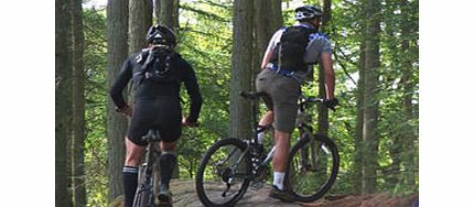 Day Mountain Bike Course For Two