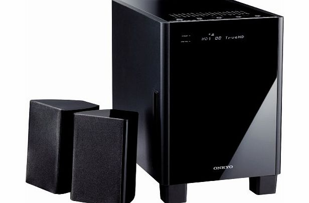 Onkyo HTX-22HDX - home theater system