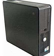 Wireless Enabled Dell Optiplex GX520 Desktop PC Computer - Intel P4 3Ghz - 2Gb Ram - 80Gb hard drive - DVD/CDRW -Windows XP Pro