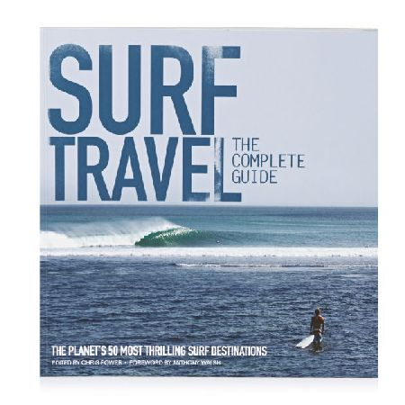 Surf Travel Guide Surf Book - Multicoloured