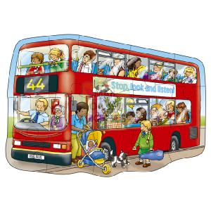 Big Bus Floor Puzzle