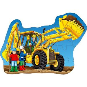 Big Digger 20 Piece Jigsaw Floor Puzzle