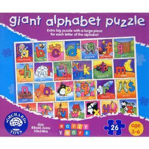 Giant Alphabet 26 Piece Floor Puzzle
