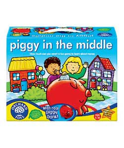 Orchard Toys Piggy in the Middle