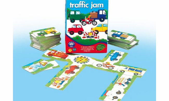 Orchard Toys Traffic Jam