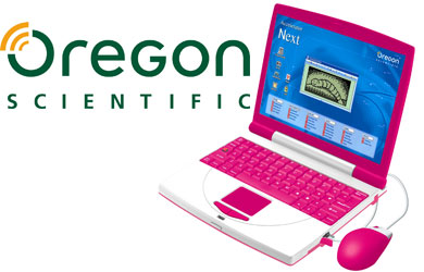 Scientific - Accelerator Pink Learning Laptop